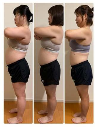 お笑い芸人 お笑いコンビ ニッチェ 近藤くみこ ダイエット 達成 10キロ 減量 写真 体重 見た目 変化