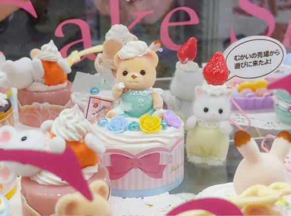 ヨドバシカメラ マルチメディアAkiba店のかわいいディスプレイ