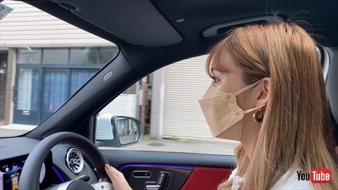 藤田ニコル ベンツ マイカー通勤 メルセデス・ベンツ GLB 200 D 4MATIC 700万 車 インスタ