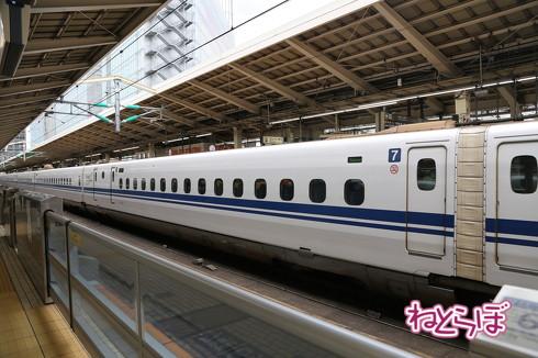 東海道新幹線 SWork車両
