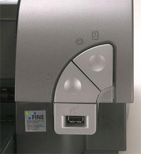 前面のボタン部分