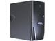 PCケースAntec、ピアノブラックカラーの静音PCケース「Sonata II」