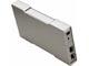 デンノー、ワンタッチスライドケース構造採用のIEEE1394外付け2.5インチHDDケース