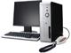 MCJ、ターボリナックス搭載&Skype標準対応のデスクトップPC