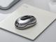 エレコム、ワイヤレスマウスに適する新素材採用マウスパッド