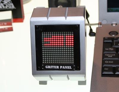griter panel
