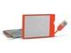 ラシー、薄型USBストレージ「LaCie Carte Orange」に6Gバイトモデル