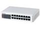 バッファロー、16ポート装備のコンパクトスイッチングハブ