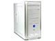 PCケース:オウルテック、オリジナル電源/12センチファン搭載の静音ケース「OWL-PCR7 II」