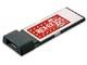 ラトック、ExpressCard/34タイプのeSATAインタフェースカード