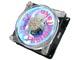 サーマルティク、ファン回転でロゴが光る8センチファン「iFlash Mini」など2製品