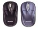 MS、1000dpi光学センサー採用のモバイルワイヤレスマウス「Wireless Notebook Optical Mouse 3000」