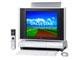 NEC2006年夏モデル——新型液晶の投入で地デジ対応を強化、Felica連携のコンテンツサービスも開始