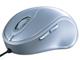 バッファロー、1600dpi対応のチルトホイール搭載レーザーマウス