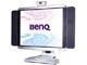ベンキュー、応答速度を8msに向上したWebカメラ搭載17インチ液晶