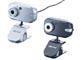 バッファロー、48万画素動画チャットが可能なWebカメラ