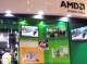 AMDブースのマザーボードギャラリー36選