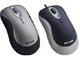 MS、Intel Macにも対応する左右対称型光学マウス