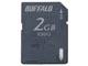 バッファロー、USBダイレクト接続対応のSDメモリカード