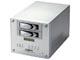 ロジテック、ギガビット/RAID-1対応のBOX型NAS