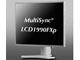 NECディスプレイ、6.9ミリ幅スリムベゼル採用の19インチ液晶「LCD1990FXp」