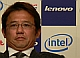 2007年のスワローズは「インテル貼ってる」