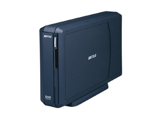 バッファロー、DVD-RAMカートリッジにも対応する外付け/内蔵DVDドライブ