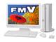 液晶ディスプレイを大型化したセパレート型デスクトップPC——「FMV-DESKPOWER CE」