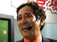 """CEATEC JAPAN 2007:「スキャンはワンプッシュ、だからルーも""""イチオシ""""なんだよね〜」——PFUブース"""