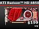 AMD、新世代GPU「Radeon HD 4850」を発表