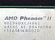 �g45�i�m�h��Phenom�����Ă��鄟���gDeneb�R�A�hPhenom II X4�̐��\�ɔ���