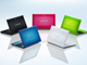 2010年PC春モデル:色鮮やかなCore i5/i3搭載の15.5型ワイドノート——「VAIO E」
