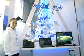 「UL20FT」などが毎日当たる──渋谷でASUS製PC新モデルのタッチ&トライイベント