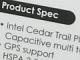 """""""Cedar Trail""""でWindows エクスペリエンスインデックスを見る!"""