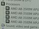 MSIブースで「クアッドコアのAPU」が動いていた!