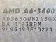 「A6-3650」と「Core i3-2100T」を比べてしまった