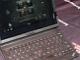 タブレットなのにキーボードの打ち心地?:ビジネス、コンシューマーに特化したAndroidタブレットをアピール