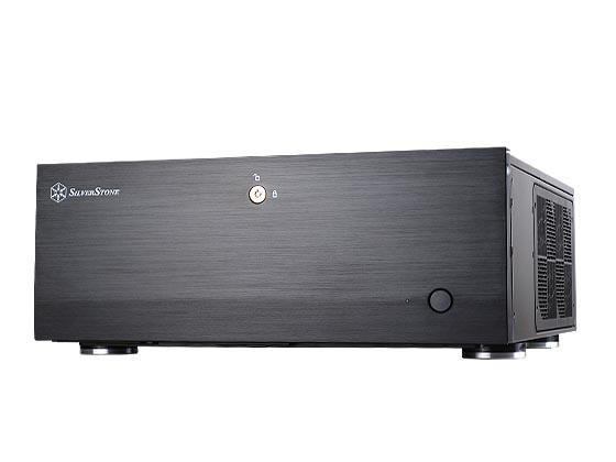 cdf6a97573 SilverStone、拡張性も重視したE-ATX対応のHTPCケース「SST-GD07」 - ITmedia PC USER