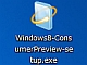 Windows 8 Consumer Preview��VirtualBox�ɓ����