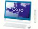 2012年PC夏モデル:Core i7搭載モデルが登場した21.5型の地デジ内蔵ボードPC——「VAIO J」