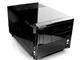 ストーム、Linux搭載で3万円を切るキューブ型デスクトップ「Linux Box Cube LS」