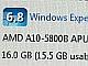 """GIGABYTEブースで""""デスクトップPC向けTrinity""""らしきものを見た"""