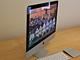 エッジ部わずか5ミリ:ものすごく薄い新型「iMac」を眺めてきた
