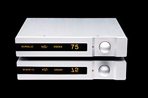「VEGA」は、32bit/384kHz PCMおよびDSD64(2.8MHz)、DSD128(5.6MHz)対応。34万8600円