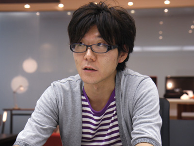 VAIO&Mobile事業本部 Tablet事業部 商品設計部 清水俊秀氏(電源設計・バッテリー開発導入担当)