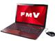 2013年PC春モデル:タッチ対応モデルを拡充した15.6型A4主力ノート——「FMV LIFEBOOK AH」