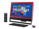 2013年PC春モデル:省スペースな液晶一体型シンプルテレビモデル——「VALUESTAR N」