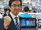 Surface Pro発売——「ビックカメラ赤坂見附店」の専用コーナーは大盛況