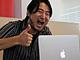 広田稔のMacでノマド(20):新しいMacBook Airは、スタバで何時間ドヤれるのか? VAIO Proとの比較も