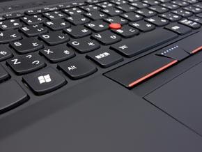 X1 Carbonのキーボード